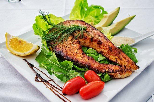 Gesundes Essen nach der 21 Tage Stoffwechselkur! Fisch ist nicht nur während der Diät gesund.