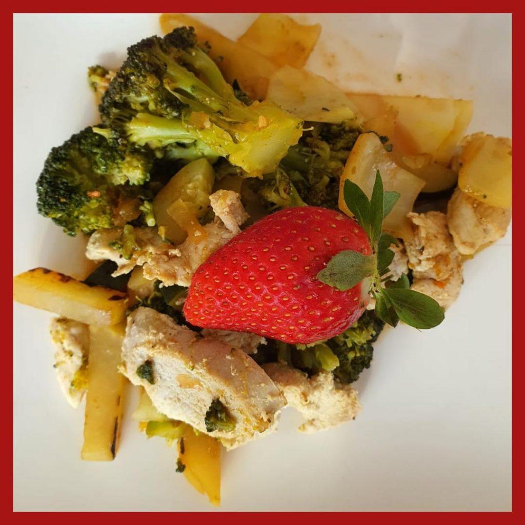 Brokkoli, Kohlrabi, Weißkohl