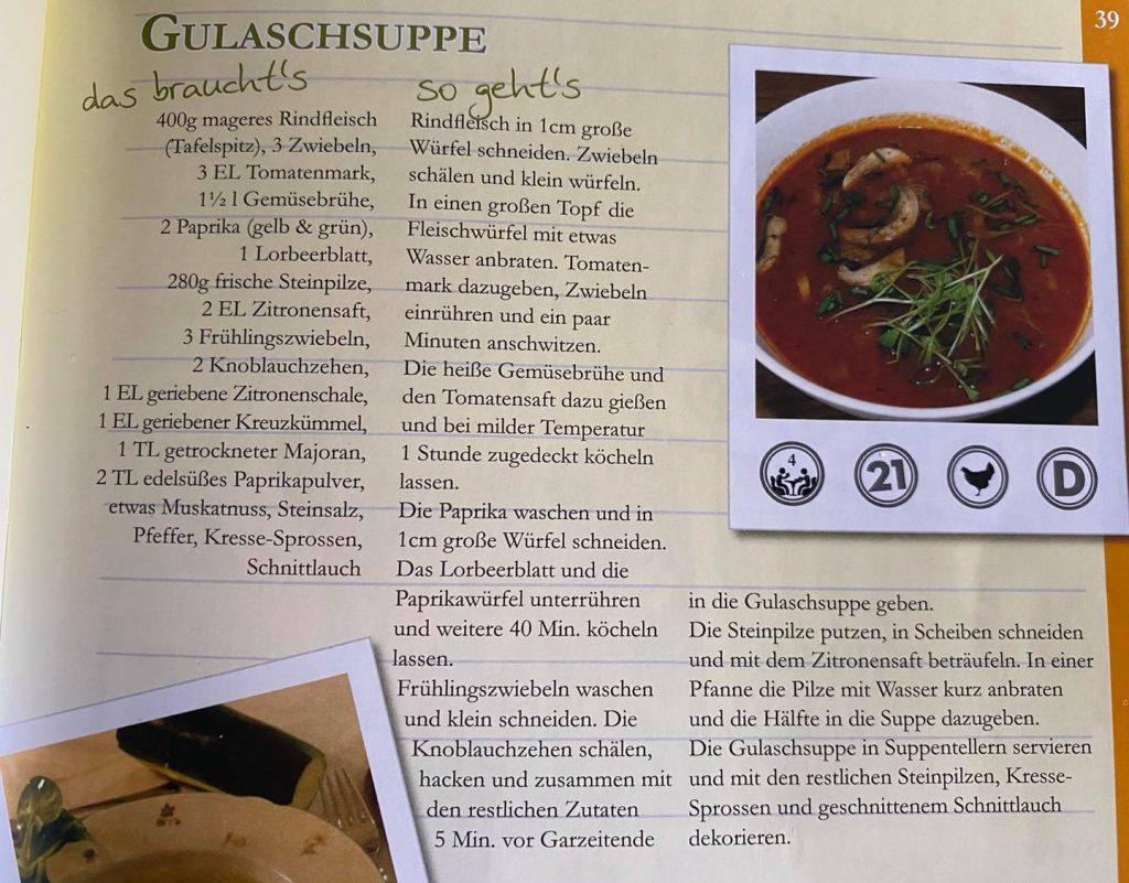 Gulaschsuppe Rezept